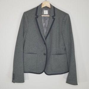 Gap the Academy Blazer in grey and navy jacket M55